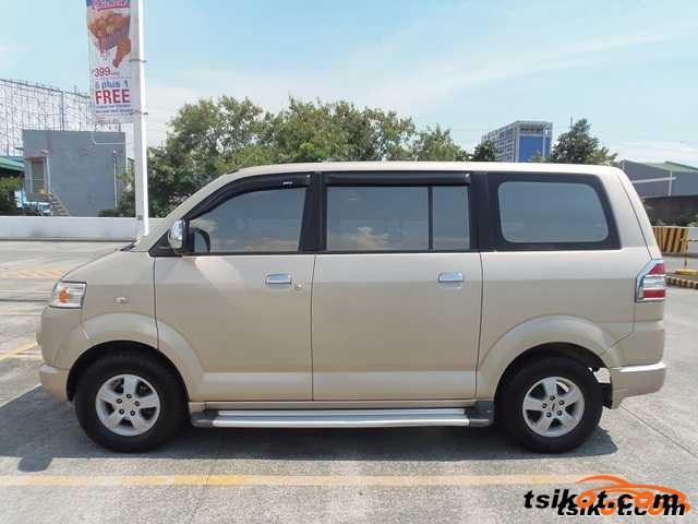Suzuki Apv 2008 - 1