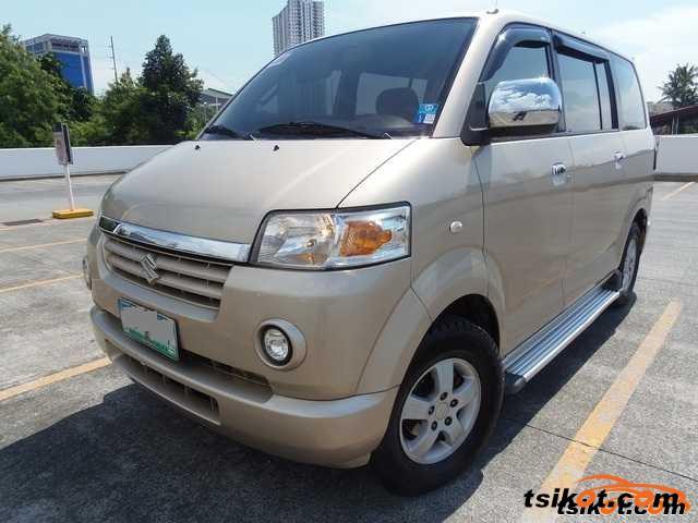 Suzuki Apv 2008 - 3