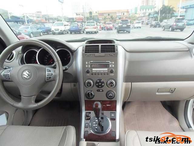 Suzuki Grand Vitara 2007 - 2