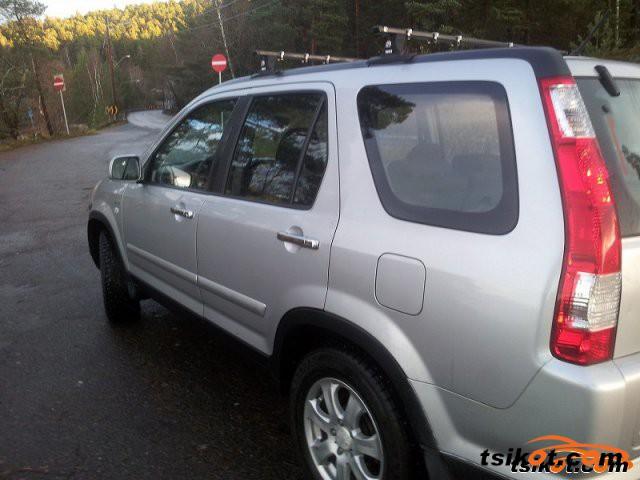 Honda Cr-V 2006 - 2