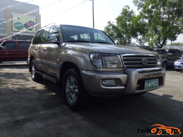 toyota land cruiser 2004 car for sale bicol. Black Bedroom Furniture Sets. Home Design Ideas