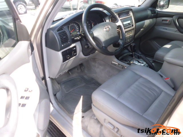 Toyota Land Cruiser 2004 - 2