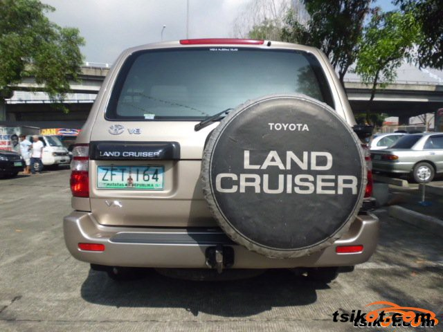 Toyota Land Cruiser 2004 - 3