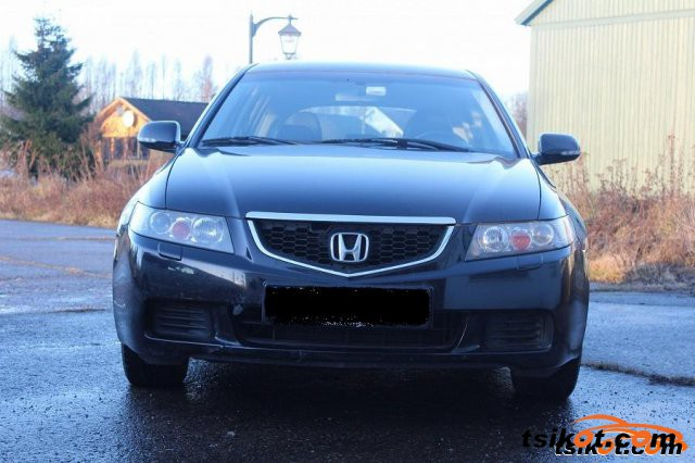 Honda Accord 2003 - 2