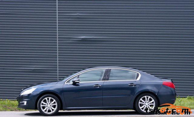 Peugeot 508 2011 - 4