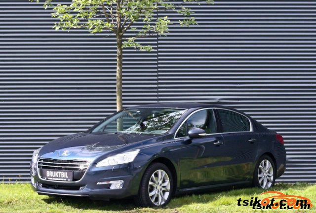Peugeot 508 2011 - 5