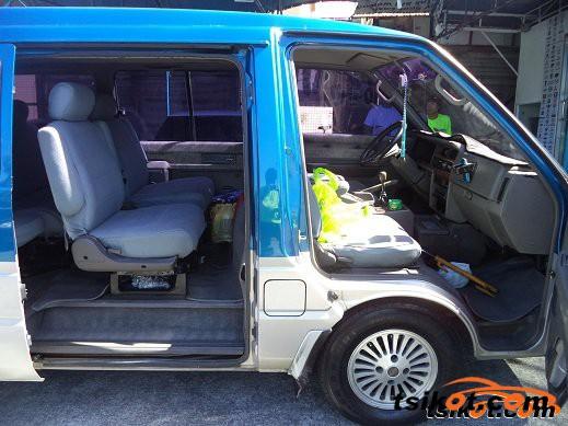 Nissan Vanette 1999 - 3
