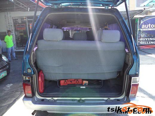 Nissan Vanette 1999 - 4