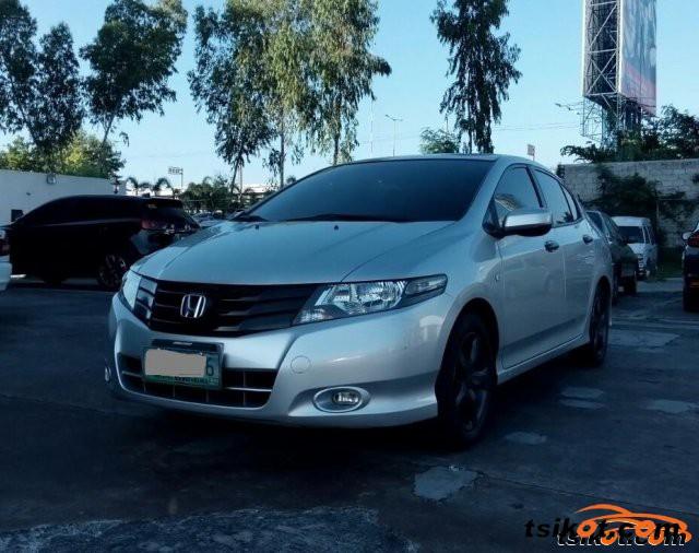 Honda City 2010 - 3