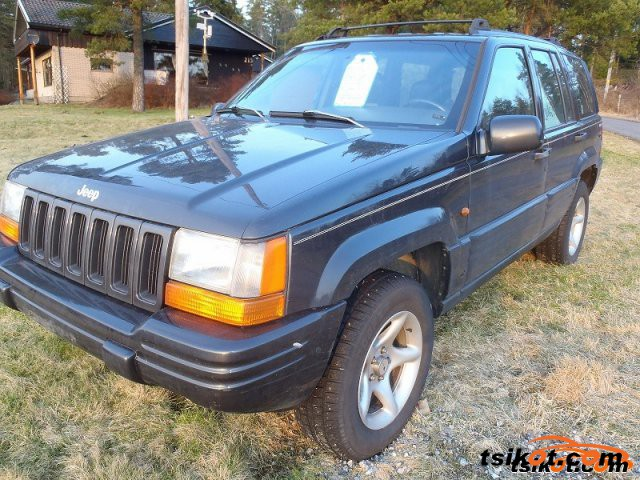 Jeep Grand Cherokee 2000 - 1