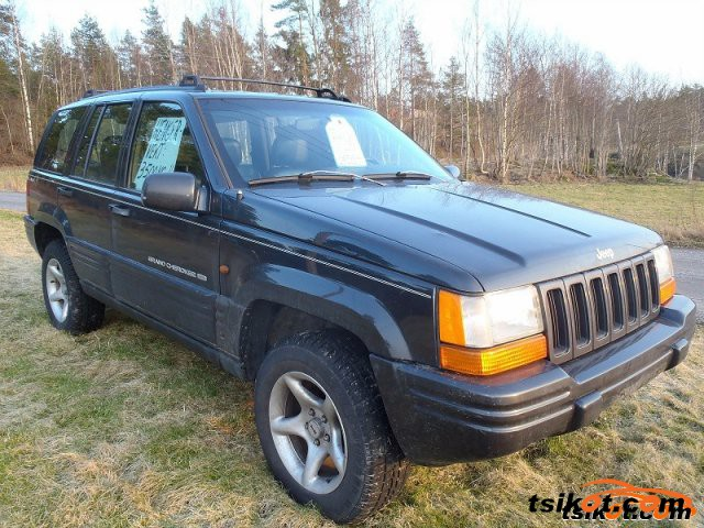 Jeep Grand Cherokee 2000 - 6
