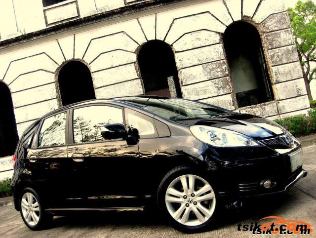 Honda Fit 2012 - 2