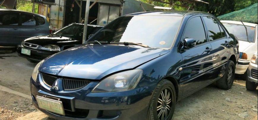 Mitsubishi Lancer 2005 - 6