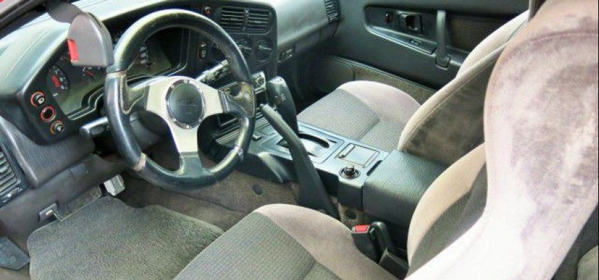 Mitsubishi Eclipse 1996 - 8
