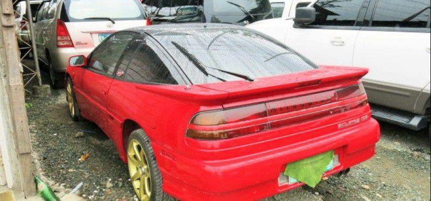 Mitsubishi Eclipse 1996 - 2