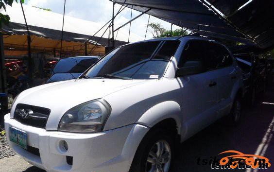 Hyundai Tucson 2007 - 2