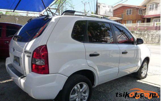 Hyundai Tucson 2007 - 3