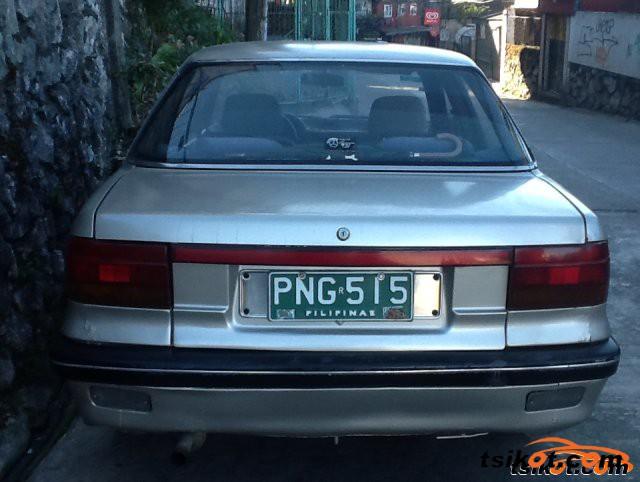Dodge Lancer 1989 - 1
