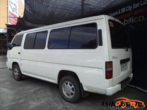 Nissan Urvan 2014 - 5