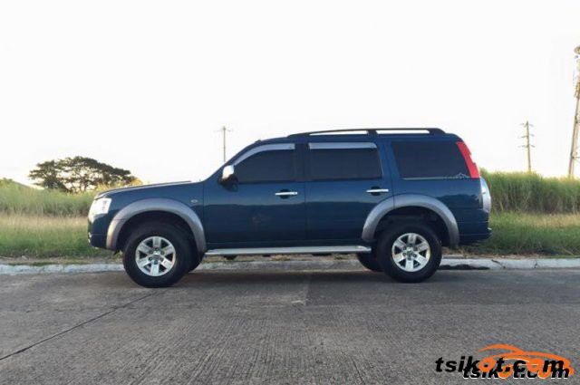 Ford Everest 2007 - 3