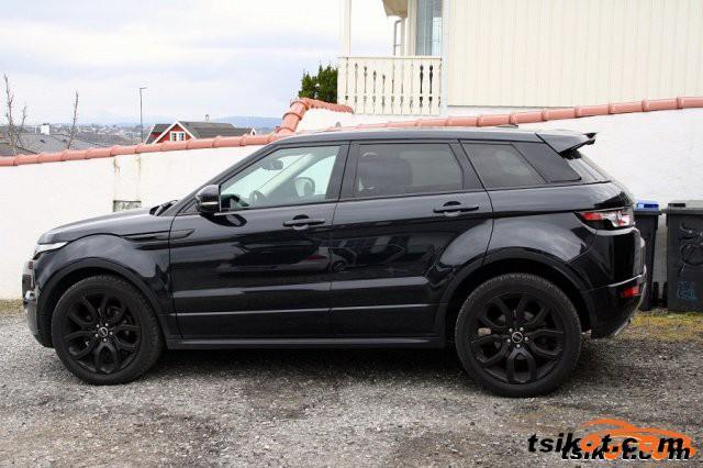 Land Rover Range Rover 2012 - 1