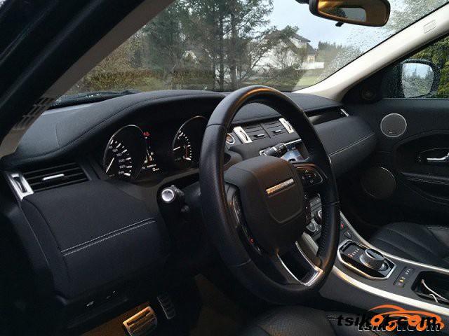 Land Rover Range Rover 2012 - 3