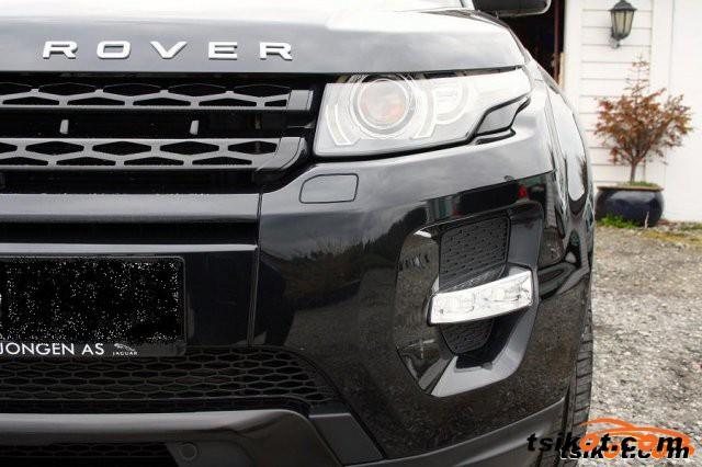 Land Rover Range Rover 2012 - 4
