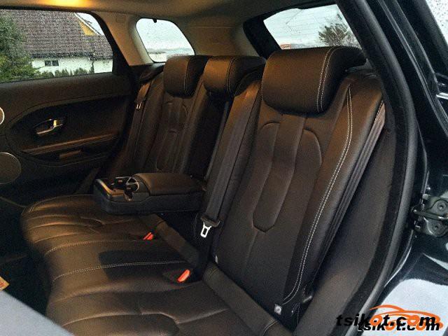 Land Rover Range Rover 2012 - 5