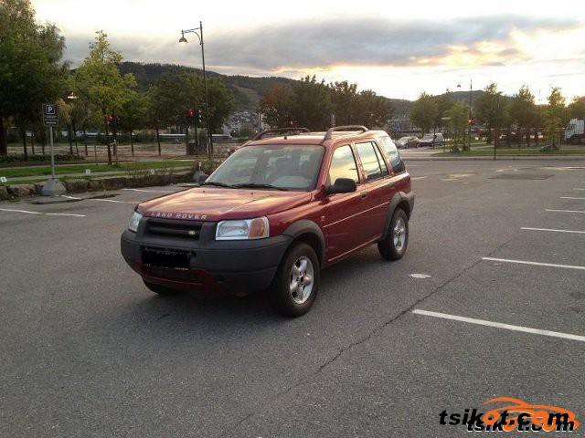 Land Rover Freelander 2000 - 1