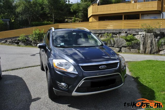Ford Everest 2009 - 1
