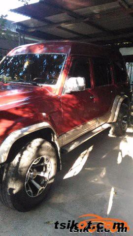 Nissan Patrol 1996 - 2