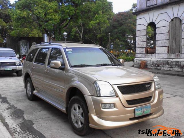 Isuzu Alterra 2006 - 1