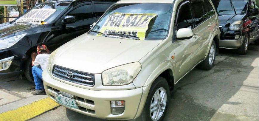 Toyota Rav4 2004 - 1