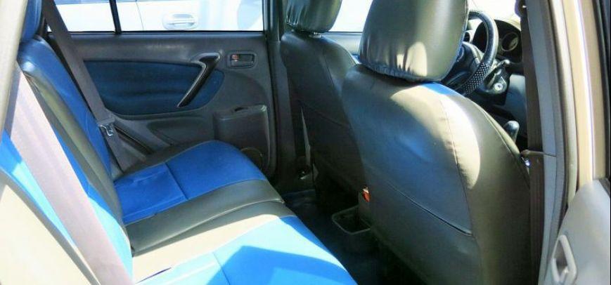 Toyota Rav4 2004 - 5