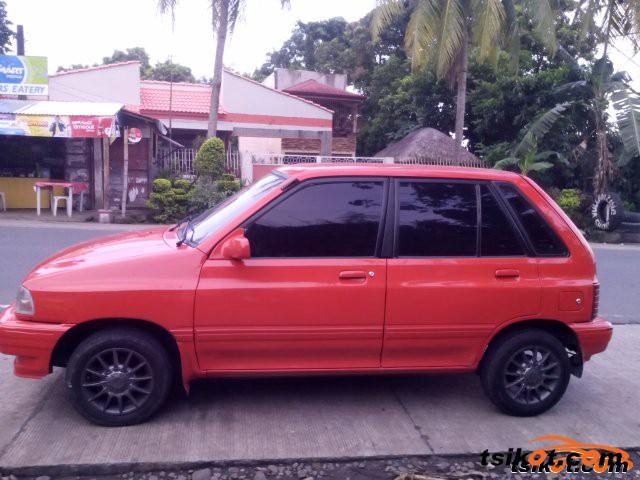 Kia Pride Wagon 2001 - 1