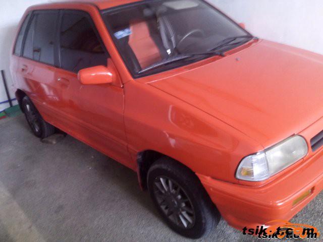 Kia Pride Wagon 2001 - 3