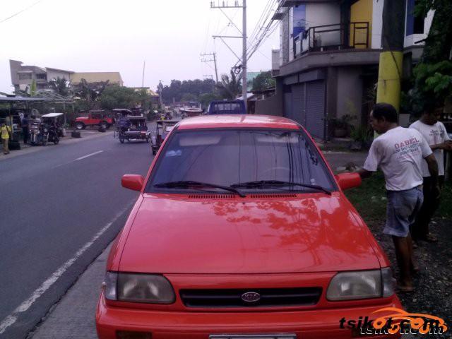 Kia Pride Wagon 2001 - 4