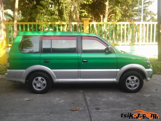 Mitsubishi Adventure 1999 - 3