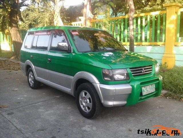 Mitsubishi Adventure 1999 - 5