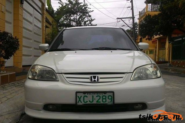 Honda Civic 2002 - 4