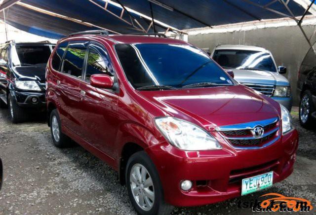 Toyota Avanza 2007 - 5
