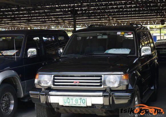 Mitsubishi Pajero 1995 - 2