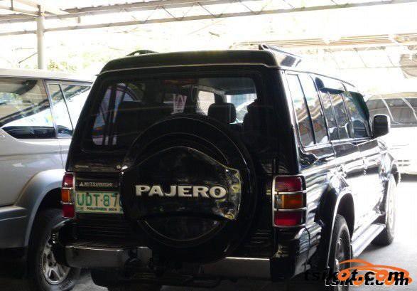 Mitsubishi Pajero 1995 - 3
