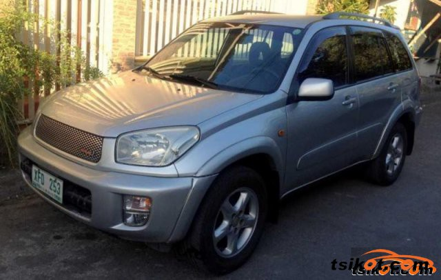 Toyota Rav4 2002 - 1