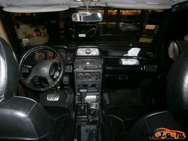 Mitsubishi Pajero 1996 - 5