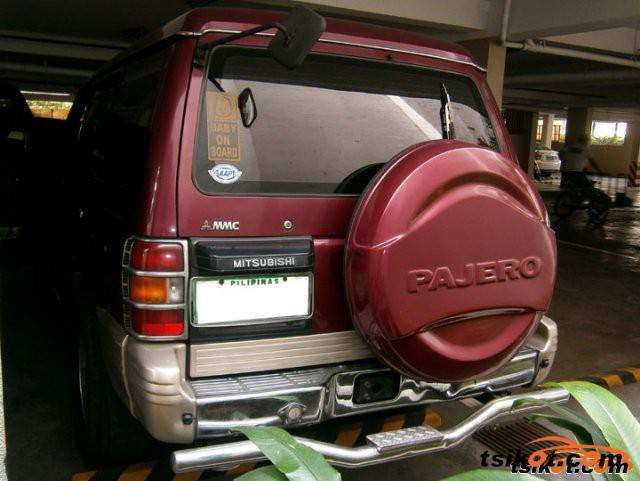 Mitsubishi Pajero 1996 - 6