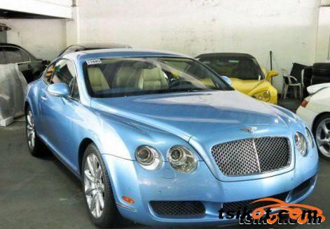 Bentley Continental 2007 - 1