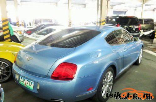 Bentley Continental 2007 - 5