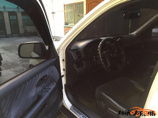 Honda Cr-V 2003 - 2