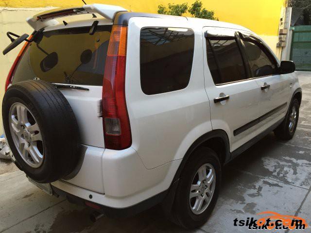 Honda Cr-V 2003 - 6